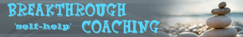 Breakthrough Coaching Self Help